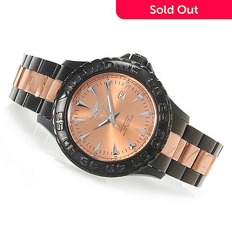 622-850 - Invicta 47mm Pro Diver Ocean Ghost Quartz Bracelet Watch w/ Eight-Slot Dive Case