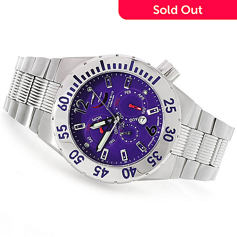 622-956 - Android Men's DM Contender Automatic Stainless Steel Bracelet Watch