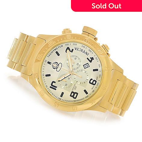 623-150 - Invicta 52mm Off Shore Russian Diver Swiss Made Quartz Chronograph Bracelet Watch