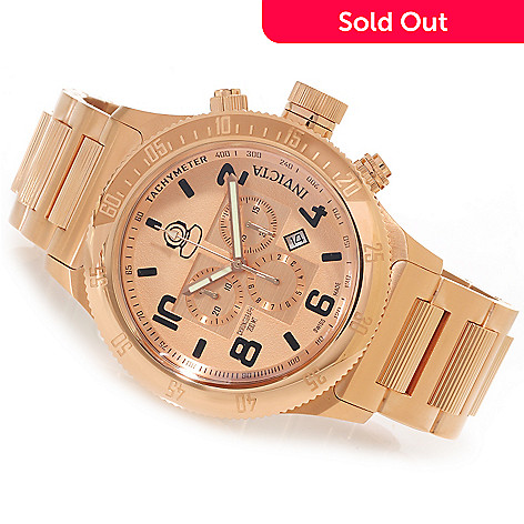 623-151 - Invicta 52mm Off Shore Russian Diver Swiss Made Quartz Chronograph Bracelet Watch