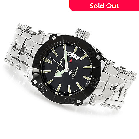 623-363 - Android 48mm Millipede Automatic Stainless Steel Bracelet Watch