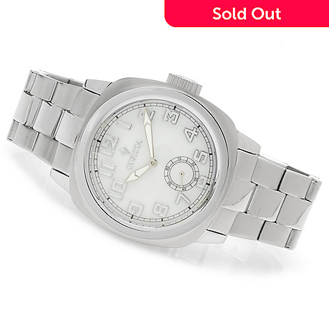 623-389 - Invicta Women's Vintage Quartz Stainless Steel Bracelet Watch