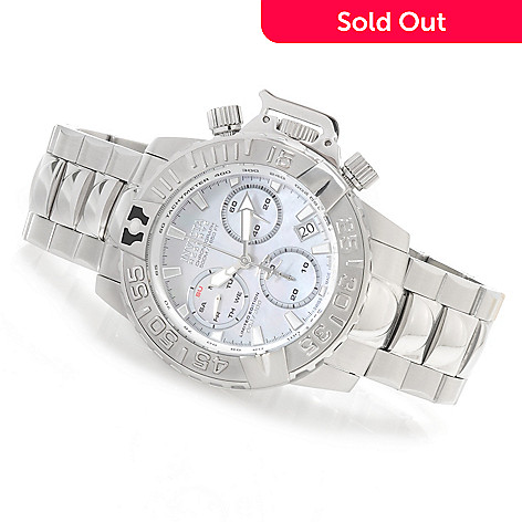 623-404 - Invicta Reserve 47mm Subaqua Noma II Limited Edition Swiss Chronograph Bracelet Watch