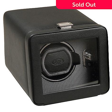 624-492 - WOLF Windsor Module 2.5 Covered Single Slot Watch Winder
