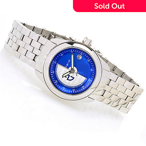 626-646 - Android 41mm Rotator Limited Edition Automatic Stainless Steel Bracelet Watch