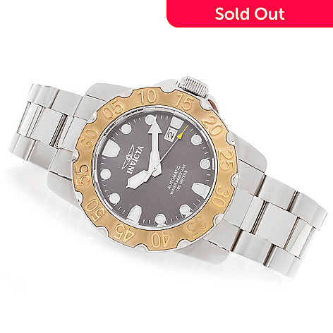 628-052 - Invicta 47mm Pro Diver Ocean Ghost Gen. II Automatic Stainless Steel Bracelet Watch