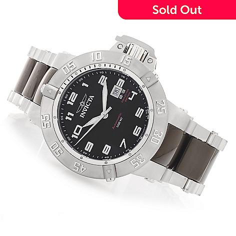 628-376 - Invicta 50mm Subaqua Noma III Swiss Automatic Tungsten Bracelet Watch