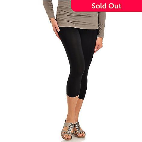 702-863 - aDRESSing WOMAN Stretch Knit Crop Leggings