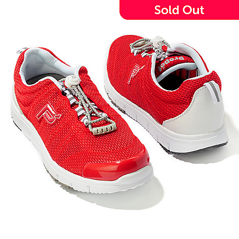 703-779 - Propet ''Travel Walker'' Breathable Sole Nylon Mesh Sneakers