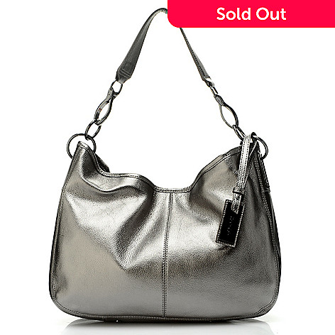 704-657 - Calvin Klein Handbags Leather Hobo