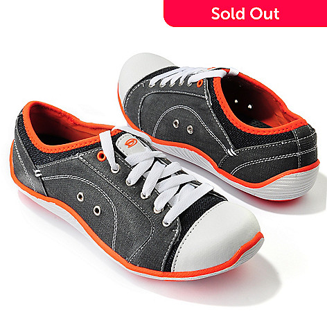 704-684 - Dr. Scholl's® ''Jamie'' Slip-On Canvas Sneakers