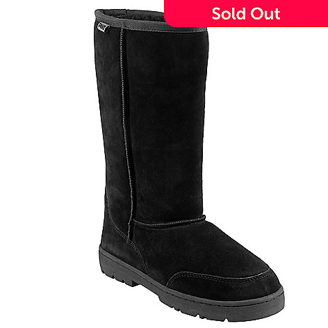 706-824 - Pawz by BearPaw Women's ''Laguna Eva'' Suede Tall Boots