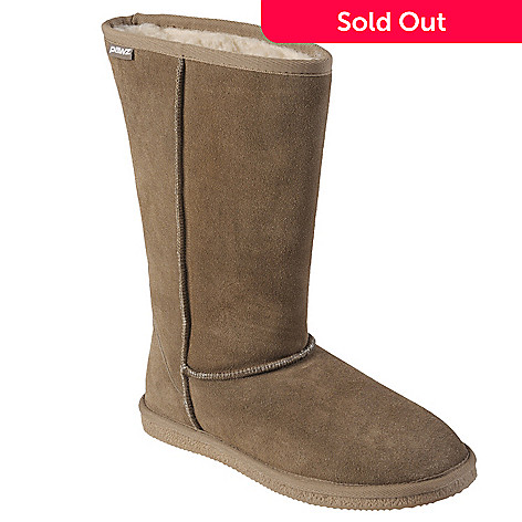 706-826 - Pawz by BearPaw Women's ''Paradise Eva'' Suede Tall Boots
