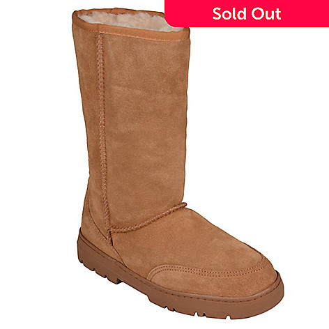 706-831 - Brumby Women's Shearling Mid-Calf Boots