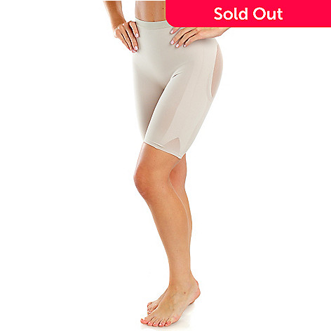 709-224 - Leonisa® Set of Two Seamless Belly/Thigh Shapers