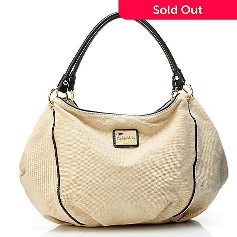 709-365 - Calvin Klein Handbags Linen Tote