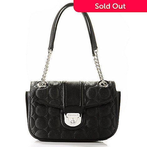 709-369 - Calvin Klein Handbags Leather Satchel