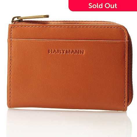 709-458 - Hartmann® Belting Leather Zip Wallet