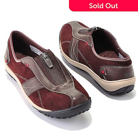 709-554 - Dr. Scholl's® ''Rylan'' Zip Front Free Step Sneaker