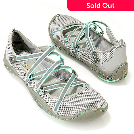 709-593 - Jambu ''Barefoot'' Mesh Fabric Memory Foam Shoes