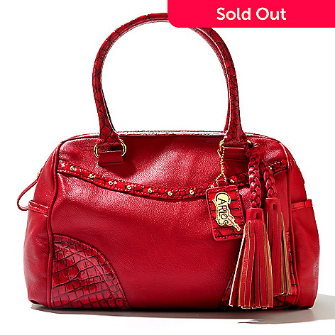709-926 - Carlos by Carlos Santana ''Angelica'' Barrel Satchel