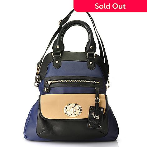 709-928 - Emma Fox Zip Top Foldover Handbag