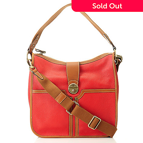 709-933 - PRIX DE DRESSAGE ''Balance'' Leather Hobo Bag