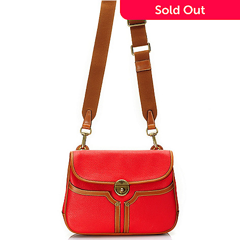 709-937 - PRIX DE DRESSAGE ''Beauty'' Leather Cross Body Bag