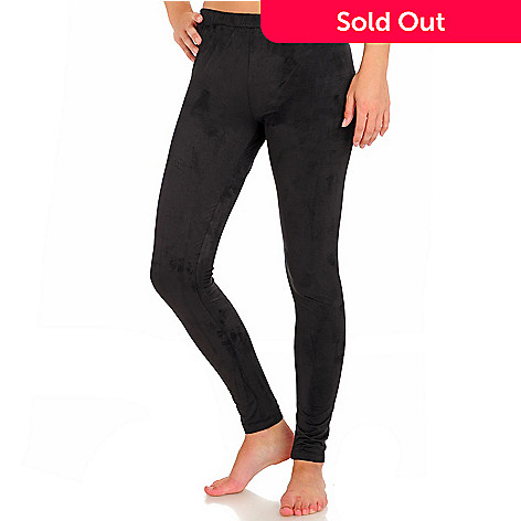 710-587 - WD.NY Ultrasuede Leggings
