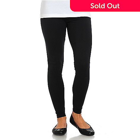 710-653 - OSO Casuals™ Stretch Knit Elastic Waist Leggings