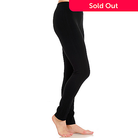 711-131 - Kate & Mallory® Elastic Waist Stretch Knit Leggings