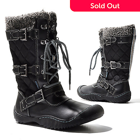 711-365 - Jambu Water Resistant ''Mount Everest'' Lace-up Boots