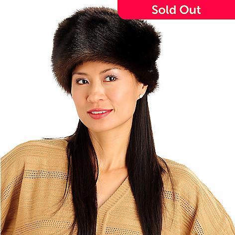 711-440 - Donna Salyers' Fabulous-Furs Faux Fur Russian Style Hat
