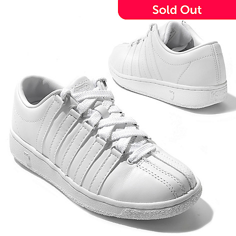712-056 - K-Swiss® Women's Leather ''Classic Luxury Edition™'' Sneakers