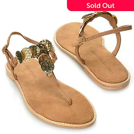 712-570 - Chinese Laundry ''Impulse'' Quarter Strap Thong Sandals