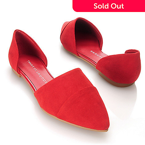 712-575 - Chinese Laundry Slip-on Pointed Toe Flats