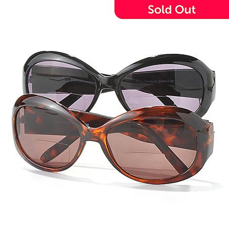 712-596 - Art Wear Set of Two Brown & Black Bifocal Sun Readers