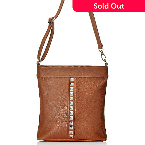 712-648 - Carlos by Carlos Santana ''Lucero'' Studded Cross Body Bag