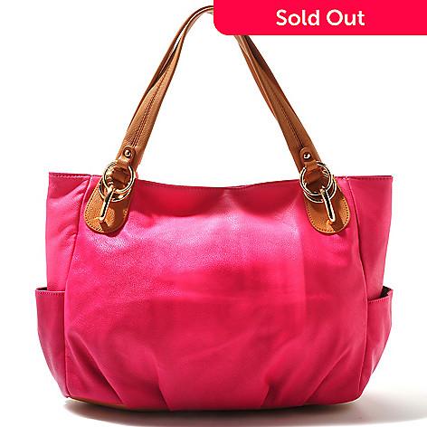 712-754 - LaTique ''Madrid'' Double Handle Tote Bag