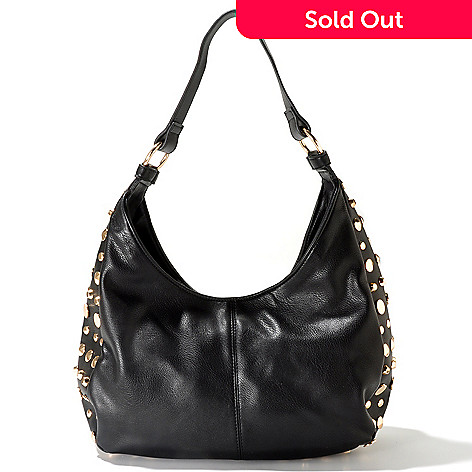 712-984 - Bag Chique Studded Hobo Handbag