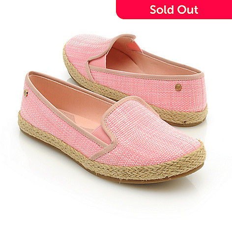 713-256 - Bass Footwear ''A-line'' Jute Wrapped Loafers