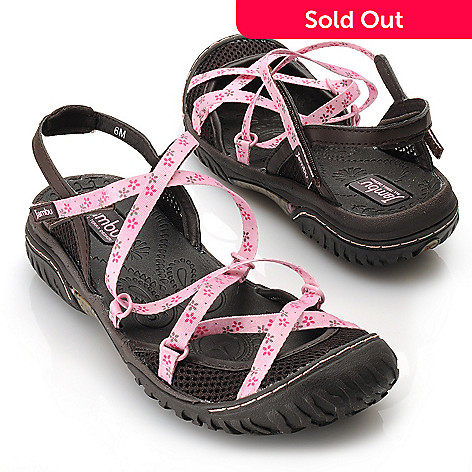 713-291 - Jambu ''Water Diva'' Closed-Toe Water Ready All Terrain Sandals