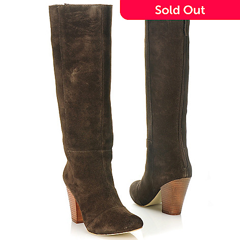 713-742 - Matisse Suede Leather Tall Boots