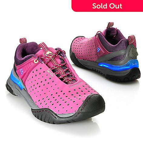 713-759 - Jambu Lace-up Illuminated Walking Shoes