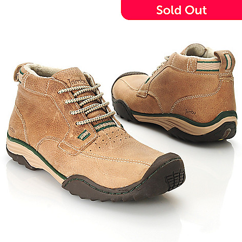 713-778 - Jambu Men's Leather High Top Lace-up Boots