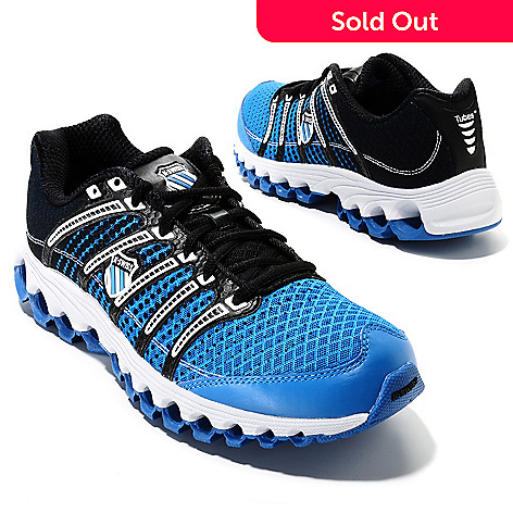 714-043 - K-Swiss® Men's Tubes™ Run 100 Dot Design Running Shoes