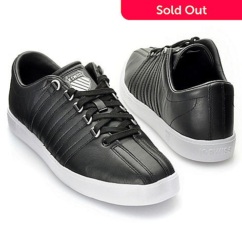 714-048 - K-Swiss® Men's Leather Classic Lite™ Sneakers