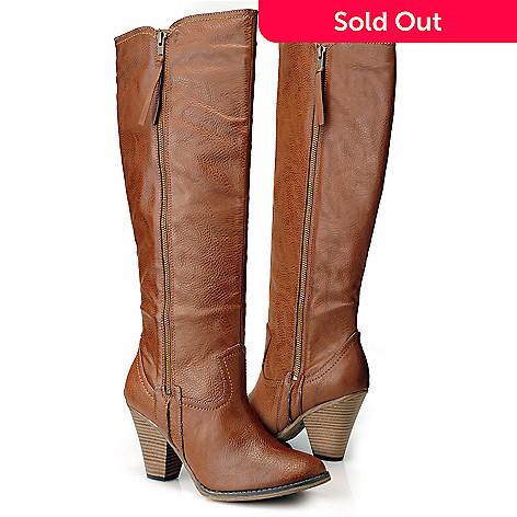 714-080 - MIA Side Zipper Tall Boots