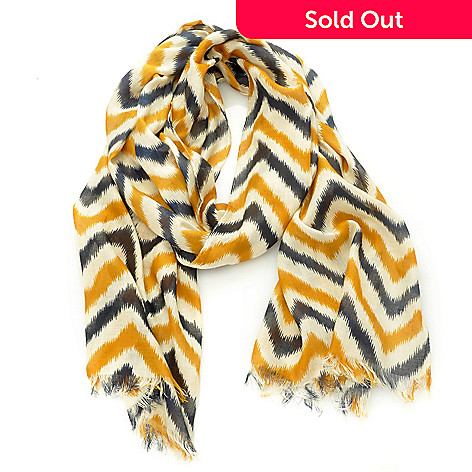 714-197 - Bella Taylor Multi Color Woven Scarf