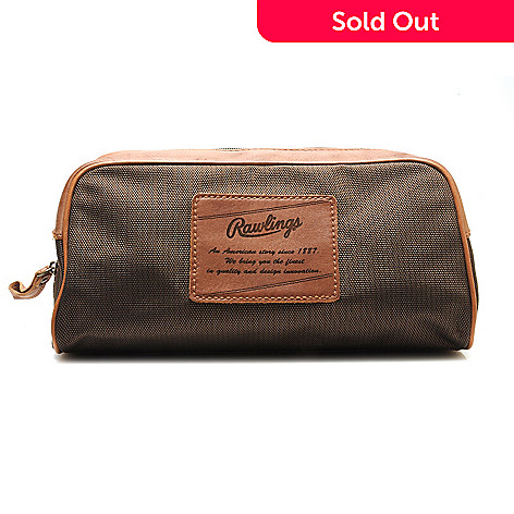 714-557 - Rawlings Men's Zip Around Dopp Kit